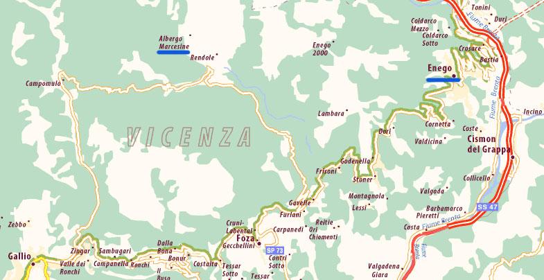 Quelle  www viamichelin de. www i a 1915 1918 com